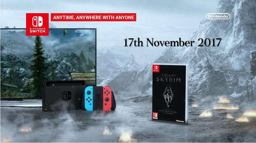 2017年11月18日までの英国ゲームソフト売り上げランキング