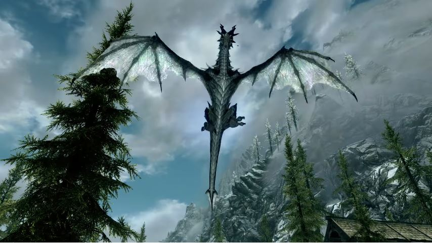 Switch版『The Elder Scrolls V Skyrim』は「動画撮影機能」をサポート