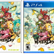 『Wonder Boy: The Dragon's Trap』のパッケージ版がアジア以外の地域でも発売決定!