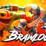 スマブラ風対戦アクション『Brawlout』が国内配信開始!