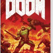 Nintendo Switch版『DOOM』の発売日が2018年3月1日に決定!予約が開始!