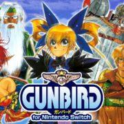 彩京のシューティングゲーム『ガンバード』がSwitchで配信開始!
