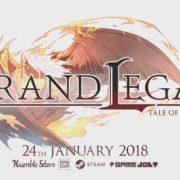 JRPGからインスパイアされたRPG『LEGRAND LEGACY』がNintendo Switchで発売決定!