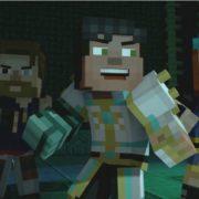 PS4版『Minecraft: Story Mode シーズン2』のパッケージ版発売日が2018年3月8日に決定!