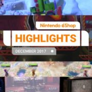 『Nintendo eShopハイライト 2017年12月』がNintendo UKから公開