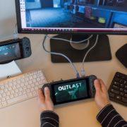 怖すぎるホラーゲーム『Outlast1&2』がNintendo Switchで発売決定!