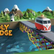 橋建設シミュレーター『Poly Bridge』が本日12月14日から国内配信開始!