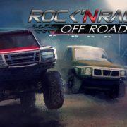 見下ろし型オフロードレースアクション『ROCK'N RACING OFF ROAD DX』が本日12月14日から国内配信開始!