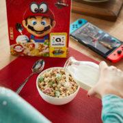 『Super Mario Cereal』が正式に発売決定!12月11日から米国全土の店頭に並ぶ
