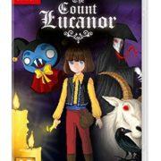 2Dホラーアドベンチャーゲーム『The Count Lucanor』のパッケージ版が海外発売決定!