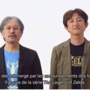 『ゼルダの伝説 BotW』 Gameblog Awards 2017受賞を記念して、青沼Pと藤林Dからのメッセージが公開!