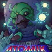 Switch用横スクロール2Dアクション『ATOMIK: RunGunJumpGun』が海外で2018年1月25日に配信決定!