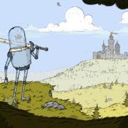 Switch向け新作ソフト『Feudal Alloy』が海外発売決定!手作業で描かれたグラフィックが特徴のアクションRPG