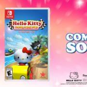 ハローキティのレースゲーム『Hello Kitty Kruisers』がNintendo Switchで発売決定!紹介映像も公開