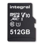 世界最大容量を謳う512GBの「microSDカード」が 英Integral Memoryから2018年2月に発売決定!