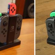 HORIの「Joy-Con充電スタンド for Nintendo Switch」がアップデート!