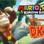 海外版『マリオ+ラビッツ キングダムバトル』にDLCキャラクターとして「ドンキーコング」が参戦決定!