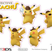 Nintendo UKストアで『名探偵ピカチュウ』の予約が開始!特典は「ラバーキーホルダー」と「ステッカー」