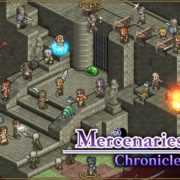 タクティカルシミュレーションRPG『Mercenaries Saga Chronicles』がNintendo Switchで発売決定!