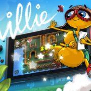 Nintendo Switch用ソフト『Millie』が海外で発売決定!学習系アクションパズルゲーム