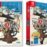 Nintendo Switch版『ネオアトラス1469』の予約が開始!早期購入特典は「オリジナルサウンドトラックCD」