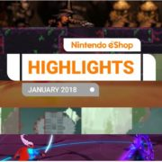 『Nintendo eShopハイライト 2018年1月』がNintendo UKから公開
