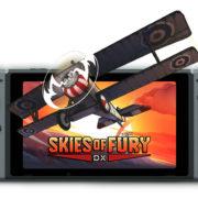 パイロットとなって空を翔るシューティングゲーム『Skies of Fury DX』がNintendo Switchで海外発売決定!