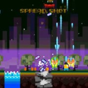 Nintendo Switch用ソフト『Space Dave』の海外配信日が1月25日に決定!アーケードスタイルのレトロ風STG