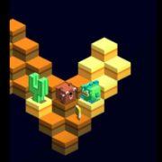 アプリ向けゲーム『Totes the Goat』がSwitchで海外発売決定!アーケードスタイルのパズルアクション