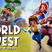 Switch版『World to the West』の国内配信日が1月18日に決定!ゼルダライクの謎解きアクションゲーム