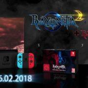 Nintendo Switch版『ベヨネッタ』『ベヨネッタ2』のLaunch Trailerが公開!