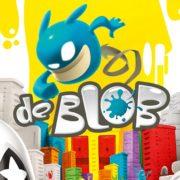 Nintendo Switch版『de Blob (ブロブ カラフルなきぼう)』が海外で発売決定!町に色を取り戻せ!「スプラトゥーン」風のインク塗りゲー