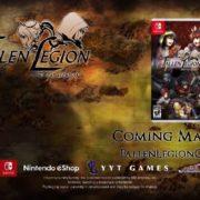 Switch向けRPG『Fallen Legion: Rise to Glory』の海外発売日が決定!北米で5月29日に、欧州で6月1日にリリース