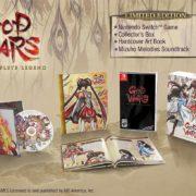 『GOD WARS 日本神話大戦 (GOD WARS The Complete Legends)』が海外でも発売決定!豪華特典付の限定版も北米で予約開始!