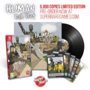 『Human: Fall Flat』のパッケージ版が海外で5000個限定で発売決定!