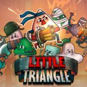 Nintendo Switch用ソフト『Little Triangle』が2018年3月1日に配信決定!簡単操作で遊べる横スクロールタイプのアクションゲーム