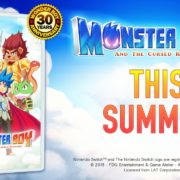 『Monster Boy and the Cursed Kingdom』のパッケージ版が北米で発売決定!