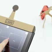 『Nintendo Labo』の機能「Toy-Con Garage」が新たに判明!ロボットのカスタマイズが可能に!?