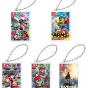 マックスゲームズから『Nintendo Switch専用カードポケットmini』の発売が決定!「スプラトゥーン2」や「マリオ」などデザインは全5種類!