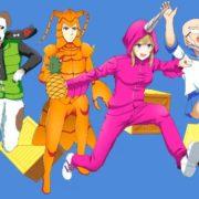 勘違い日本を表現したマラソンレースゲーム『Nippon Marathon (日本マラソン)』がSteamで配信開始!さらにSwitch版の発売も決定!