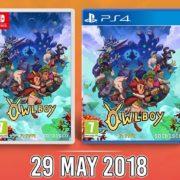 北米&欧州向けとして、『Owlboy』のパッケージ版がPS4&Nintendo Switchで発売決定!
