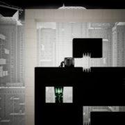 『Shift Quantum』がNintendo Switchで海外発売決定!モノクロの電脳空間を舞台にした横スクロールアクションパズルゲーム