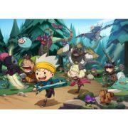 Nintendo Switch版『スナックワールド トレジャラーズ ゴールド』の予約が開始!