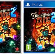 『SteamWorld Dig 2』のパッケージ版が北米&ヨーロッパで発売決定!