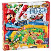 【更新】マリオが投げて、ルイージが打つ!エポック社から『スーパーマリオ野球盤』が2018年6月に発売決定!