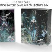 Nintendo Switch版『The Lost Child』の予約がNIS America公式通販サイトで開始!アートブックやサントラなどの豪華特典付!