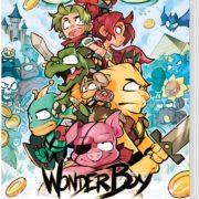『Wonder Boy: The Dragon's Trap』のパッケージ版が国内でも発売決定!