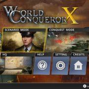 ストラテジーゲーム『World Conqueror X』がNintendo Switchで発売決定!