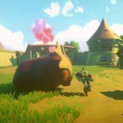 オープンワールドのアクションアドベンチャー『Yonder 青と大地と雲の物語』がNintendo Switchで発売決定!