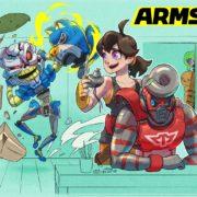 『ARMS』の更新データVer.5.2.0が3月7日から配信開始!